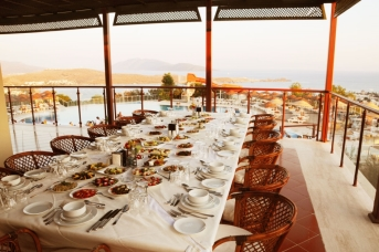 Restaurant ve Barlar